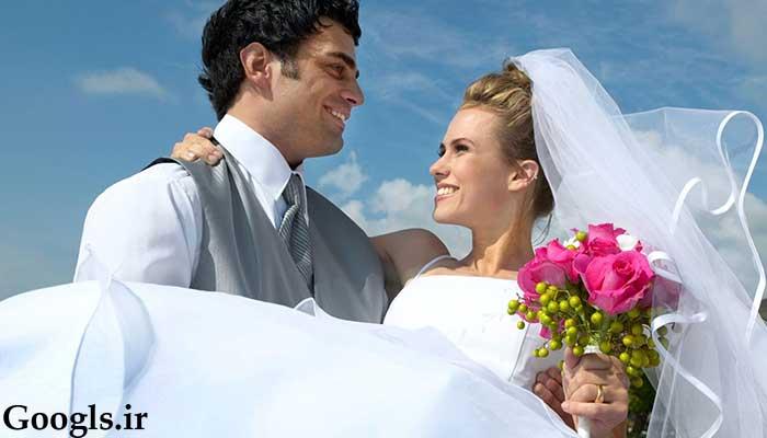 فواید ازدواج با همسن