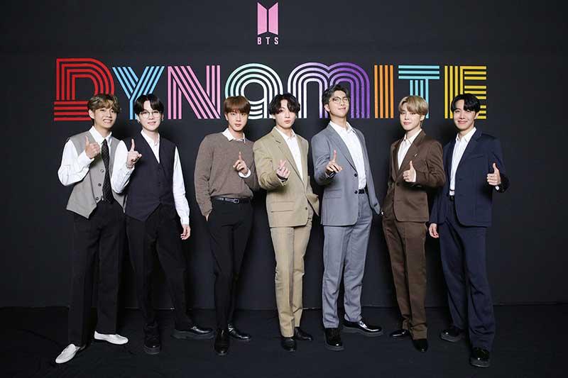 گروه BTS
