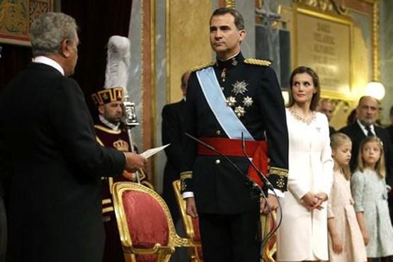 پادشاه اسپانیا
