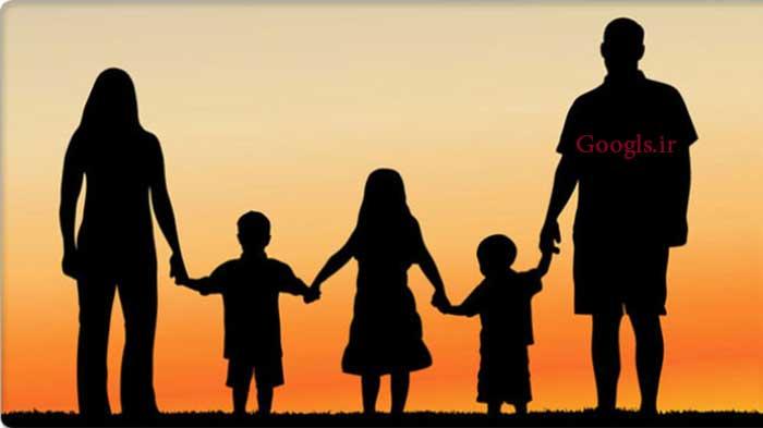 طبیعت و ارتباط خانواده