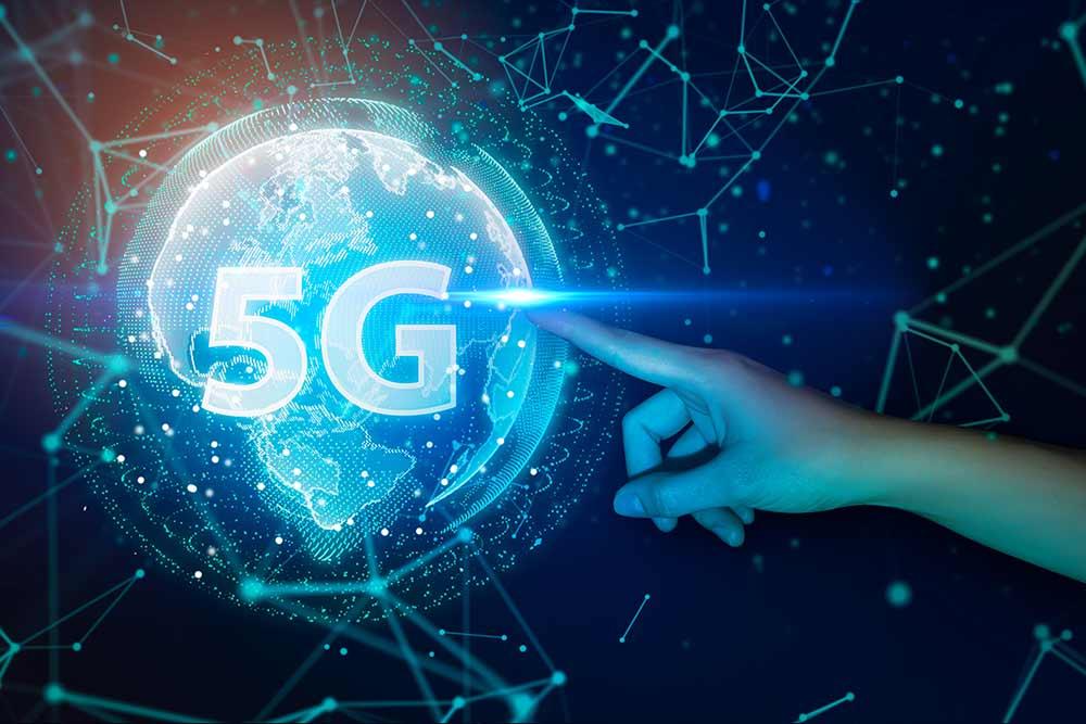 اینترنت نسل پنجم 5G