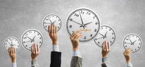 مزایای مدیریت زمان