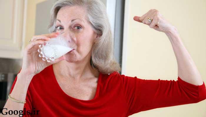 مصرف کلسیم برای پیشگیری پوکی استخوان