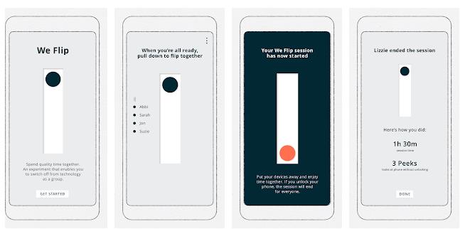 نرم افزار سلامت دیجیتال we flip