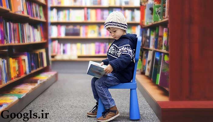 کتابخوانی کودکان