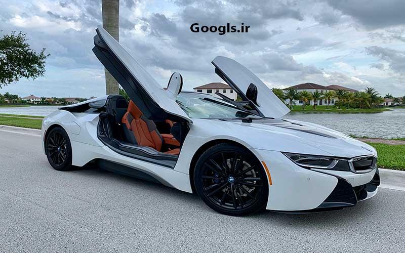 خودرو BMW i8