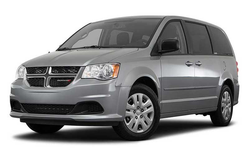 خودرو Dodge Caravan