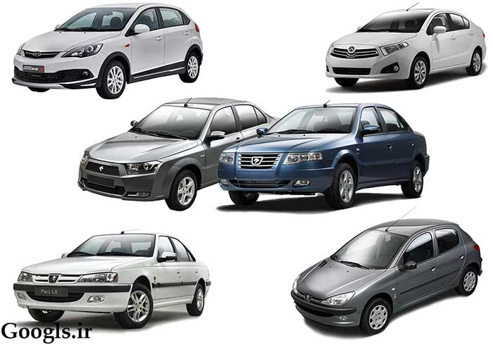 خرید خودرو با 100 میلیون تومان