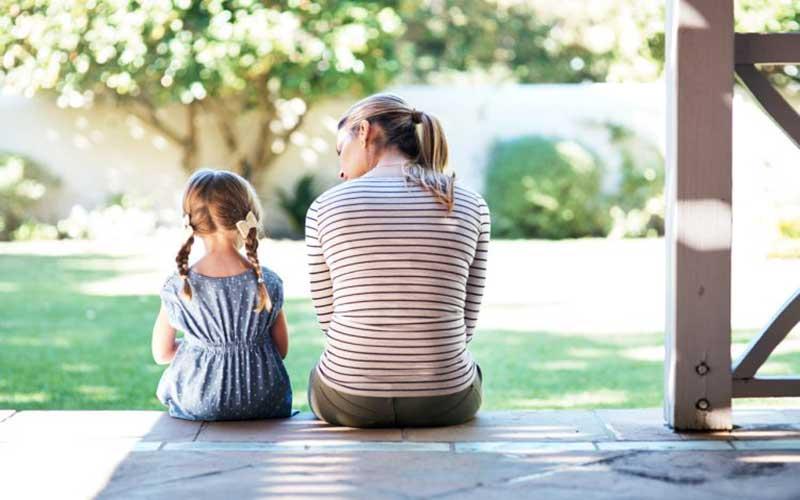 وقت گذاشتن برای کودک