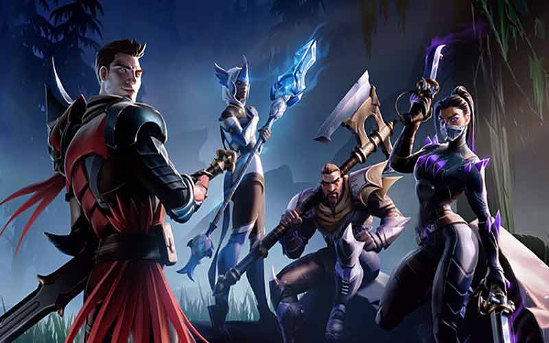 بازی Dauntless