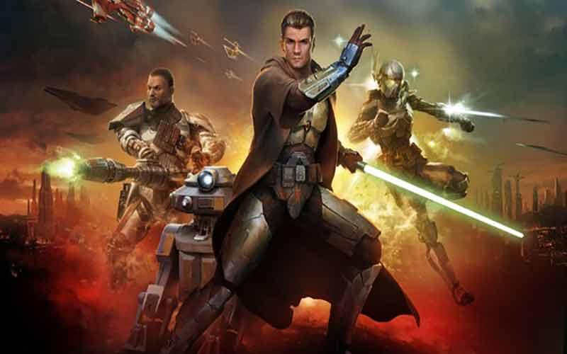جنگ ستارگان - جمهوری قدیمی