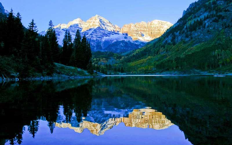 زیباترین مکان های جهان