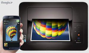 استفاده از NFC در چاپ