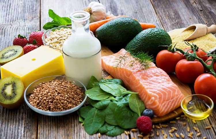 مصرف سبزیجات و پروتئین برای کم کردن وزن