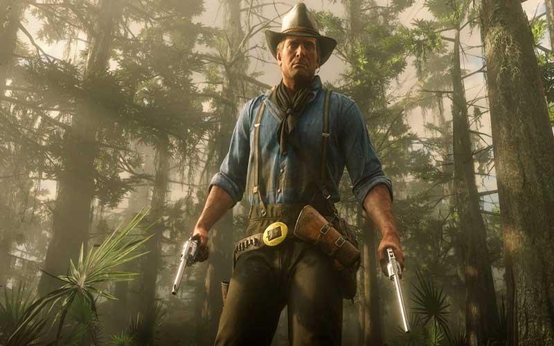 نسخه pc بازی Red Dead Redemption 2