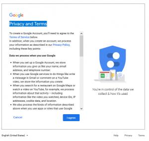 چگونه ایمیل بسازیم در گوگل