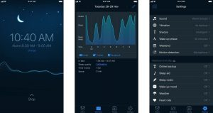 برنامه مدیریت خواب Sleep Cycle Alarm Clock