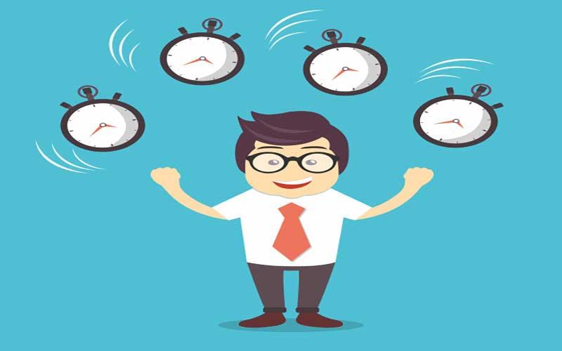 مدیریت بهتر زمان