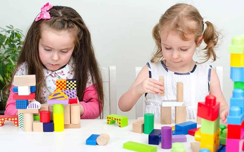 اسباب بازی های مناسب برای کودک