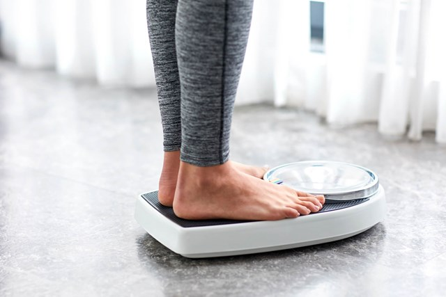 کم کردن وزن با ورزش
